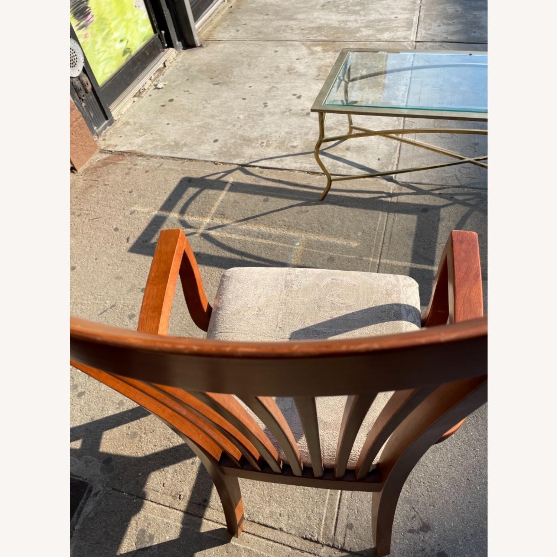 Slat Back Armchair - image-7