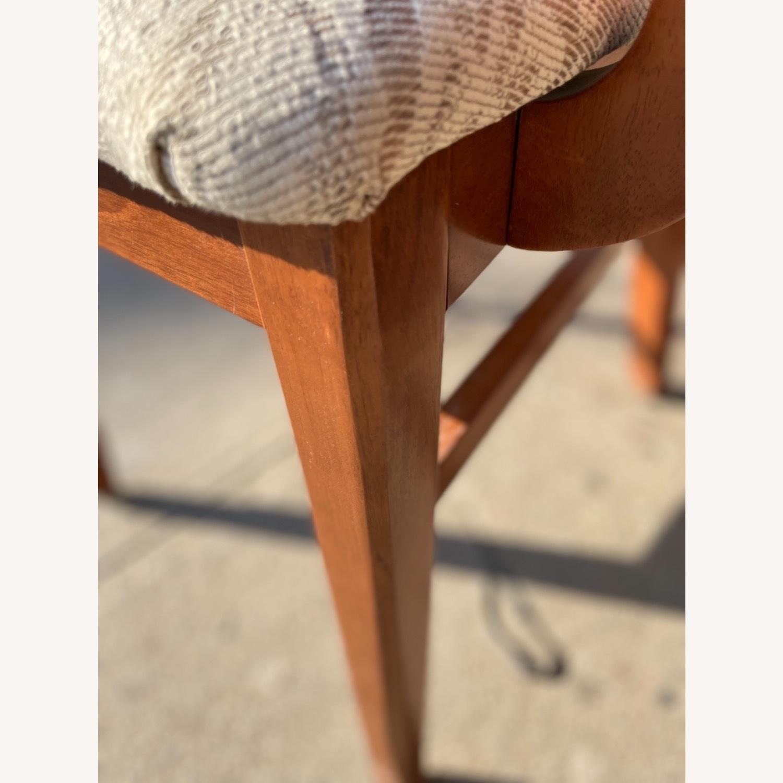 Slat Back Armchair - image-5
