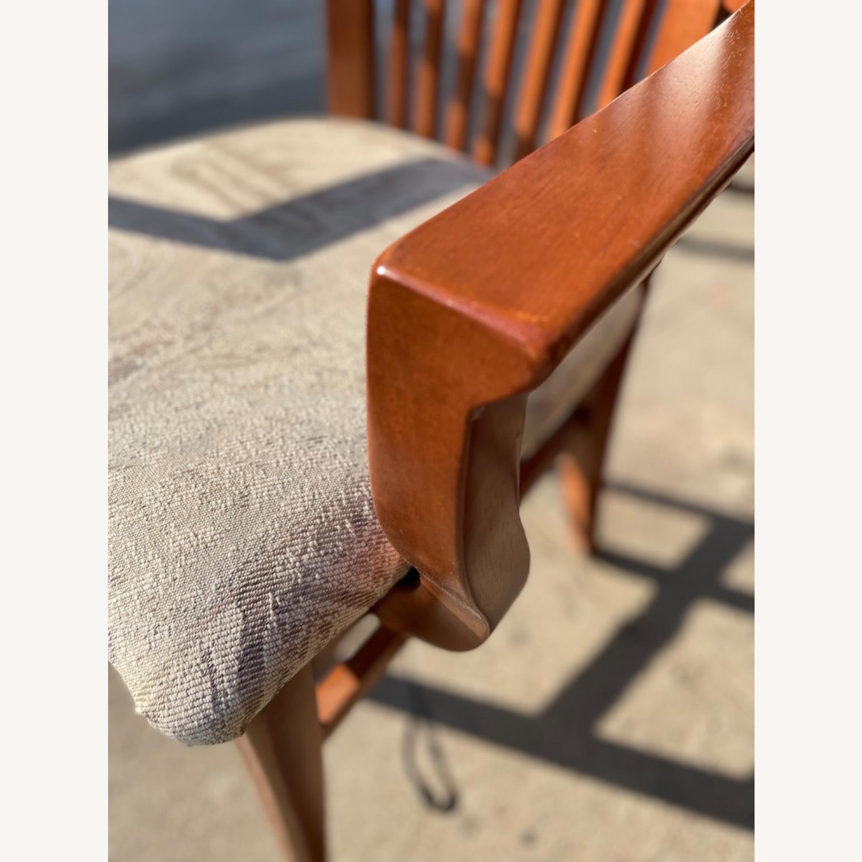 Slat Back Armchair - image-6