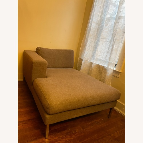 Used Design Within Reach Neo Chaise Sofa for sale on AptDeco