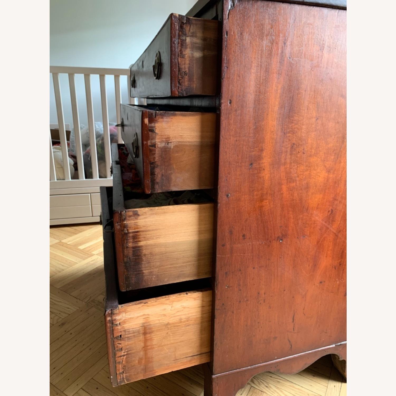 19th Century Mahogany Neo-Classical Dresser - image-8