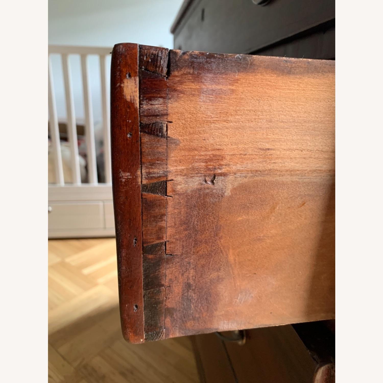 19th Century Mahogany Neo-Classical Dresser - image-9