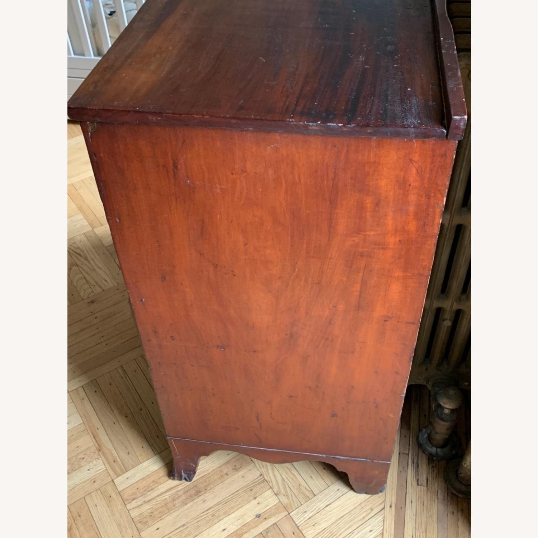 19th Century Mahogany Neo-Classical Dresser - image-3