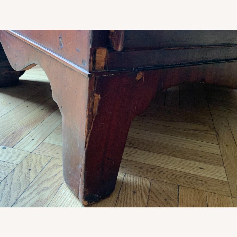 19th Century Mahogany Neo-Classical Dresser - image-6