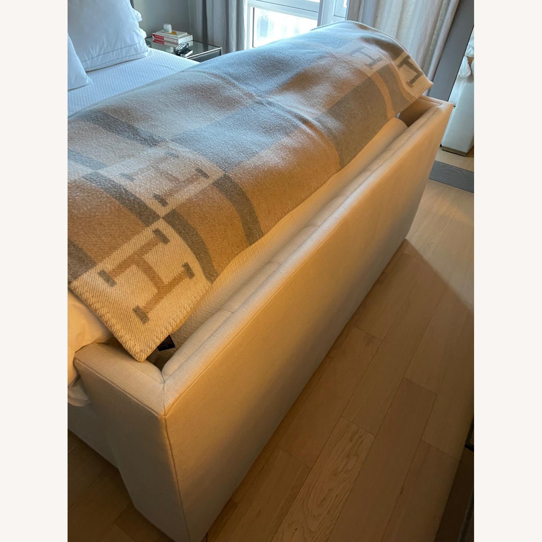 Restoration Hardware Queen Size Adler Bed - image-3