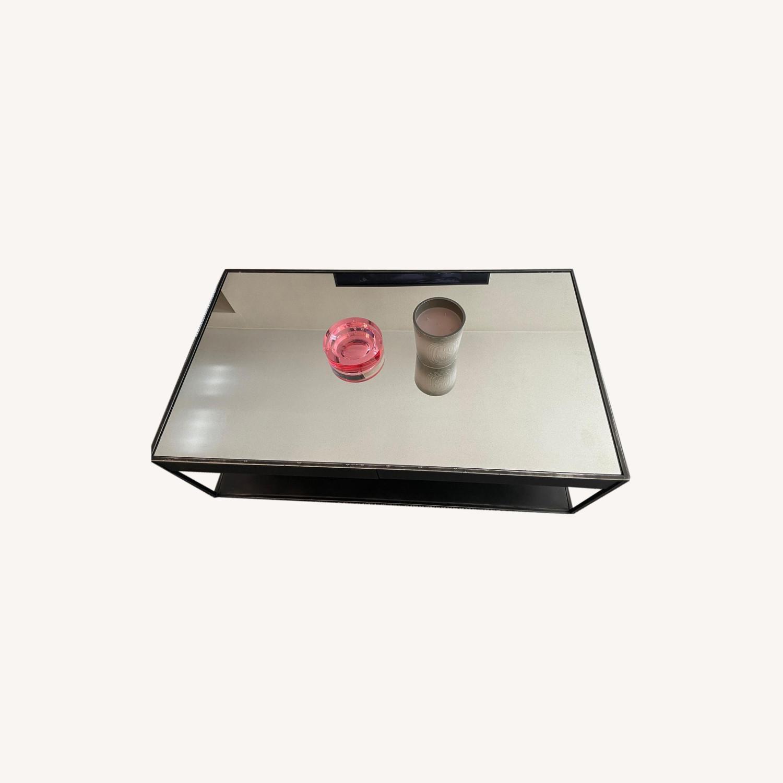 Restoration Hardware Gramercy Coffee Table - image-0