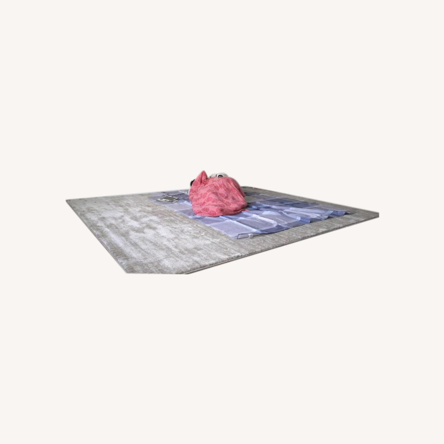 Home Decorator's  8 ft. x 10 ft. Solid Shag Area Rug - image-0