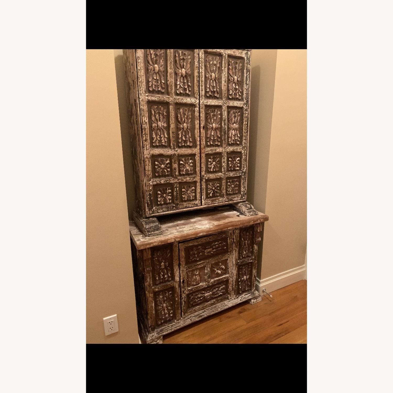 Aged Dresser - image-1