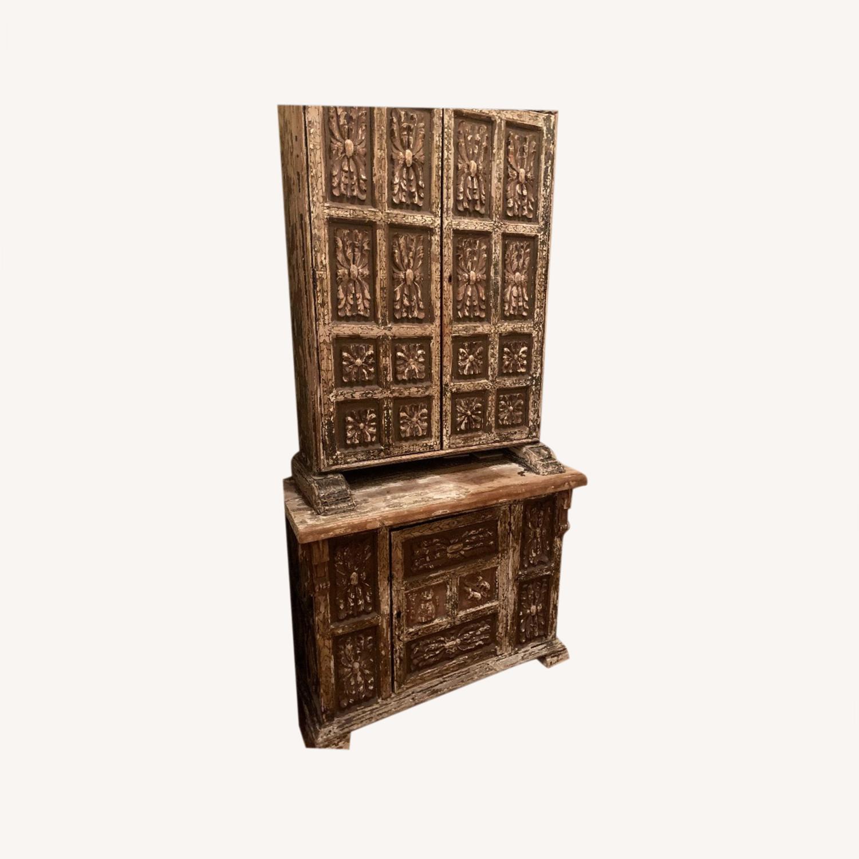 Aged Dresser - image-0