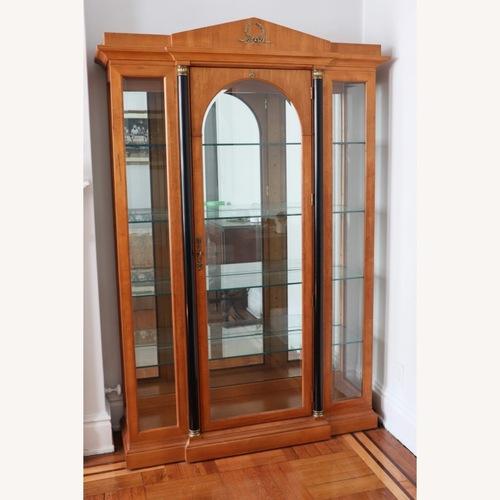 Used Thomasville Grand Classics China Closet for sale on AptDeco