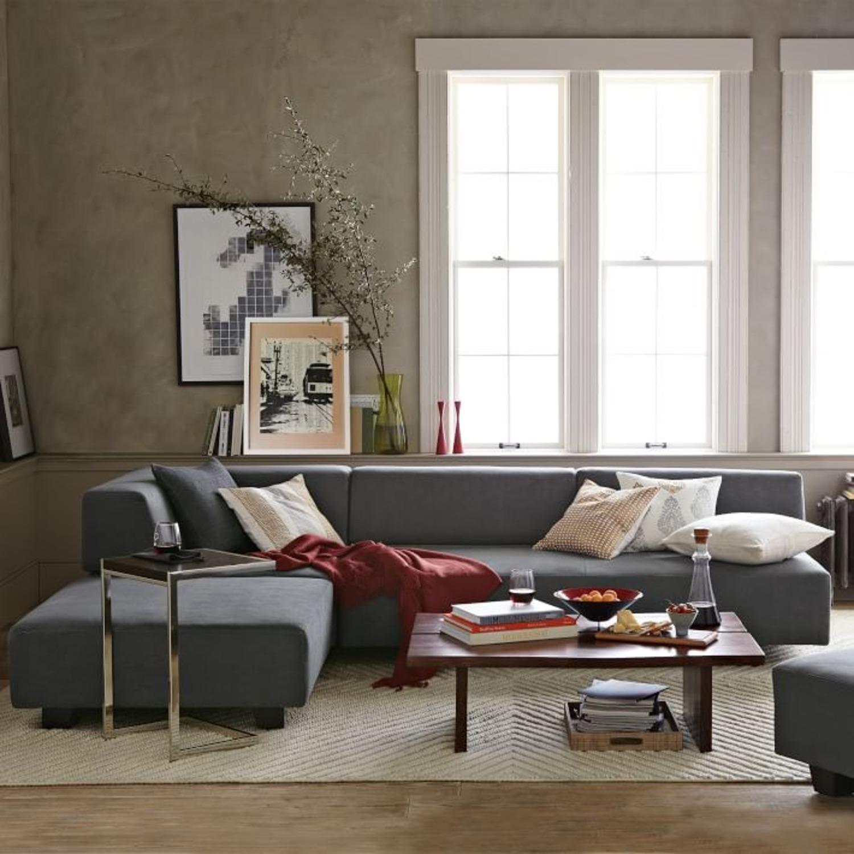 West Elm Customizable, Modular Tillary Sofa - image-2