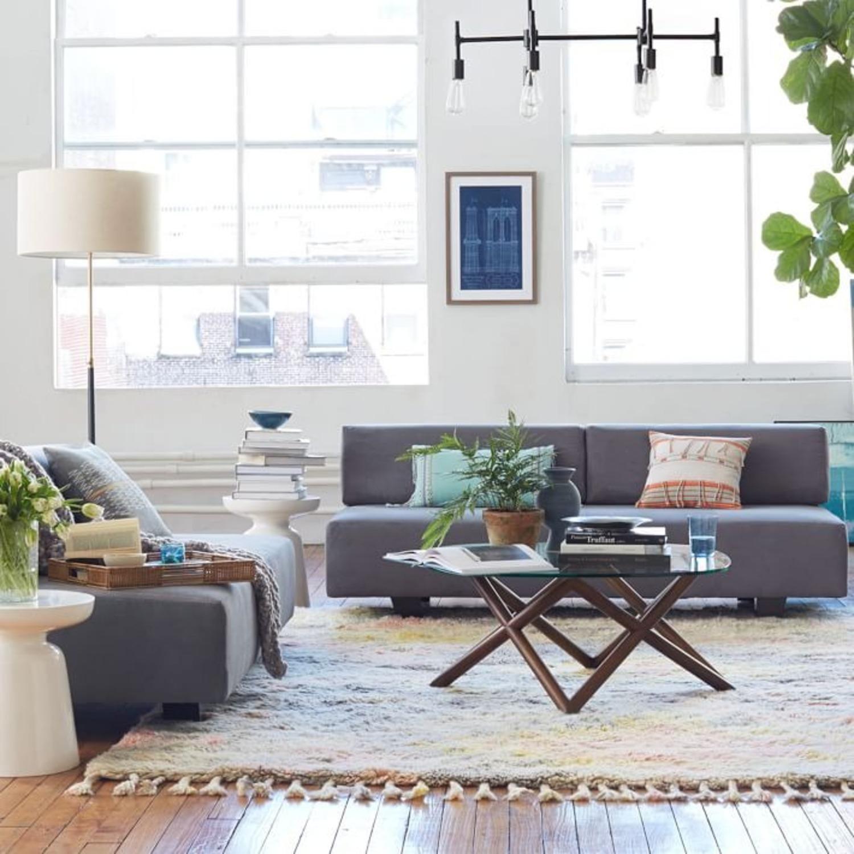 West Elm Customizable, Modular Tillary Sofa - image-3
