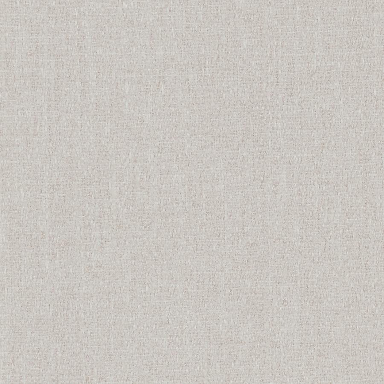 Bar Stool In White Upholstery & Black Metal Base - image-1