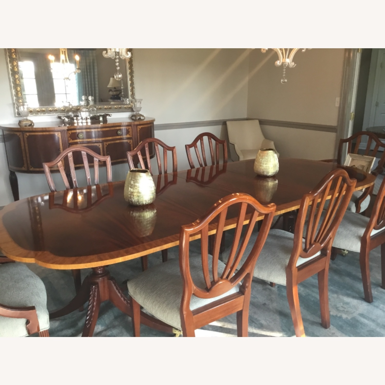 Baker Dining Room Table Set - image-2