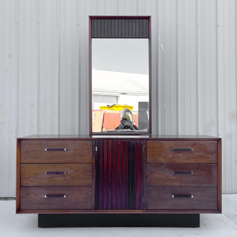 Mid-Century Bedroom Dresser by Lane - image-23