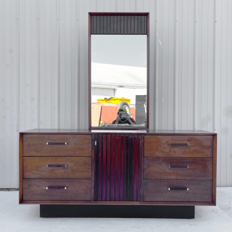 Mid-Century Bedroom Dresser by Lane - image-0