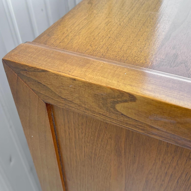 Mid-Century Modern Highboy Dresser by Basic Witz - image-12
