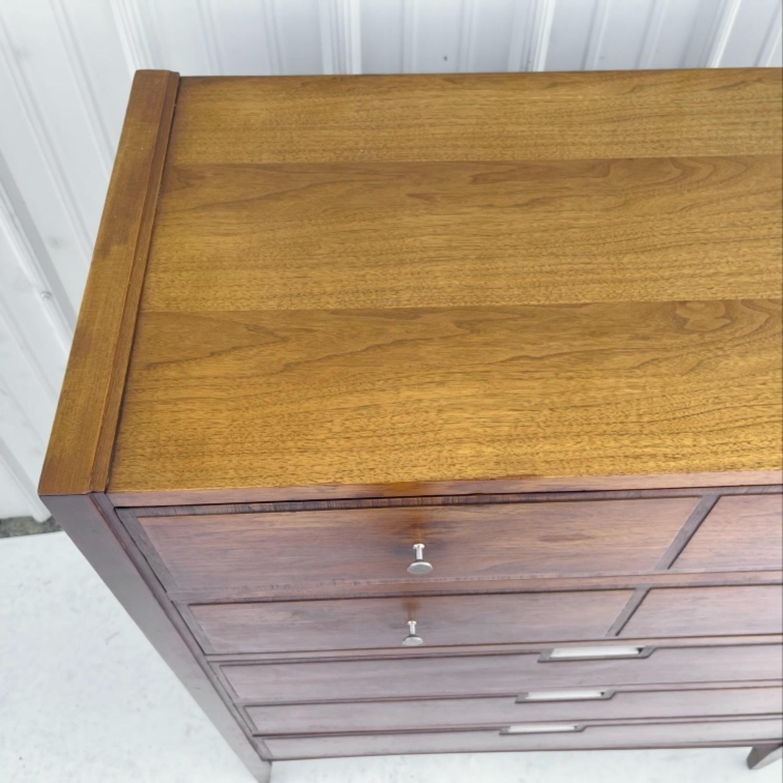 Mid-Century Modern Highboy Dresser by Basic Witz - image-7
