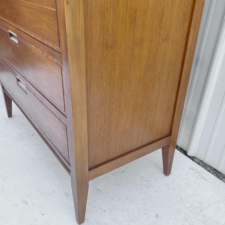Mid-Century Modern Highboy Dresser by Basic Witz - image-21