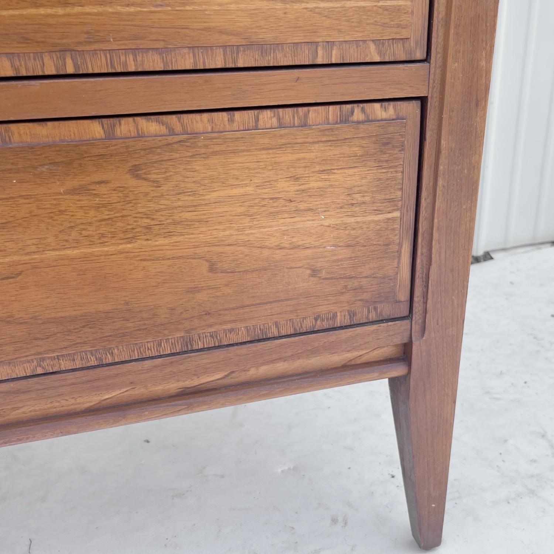 Mid-Century Modern Highboy Dresser by Basic Witz - image-28