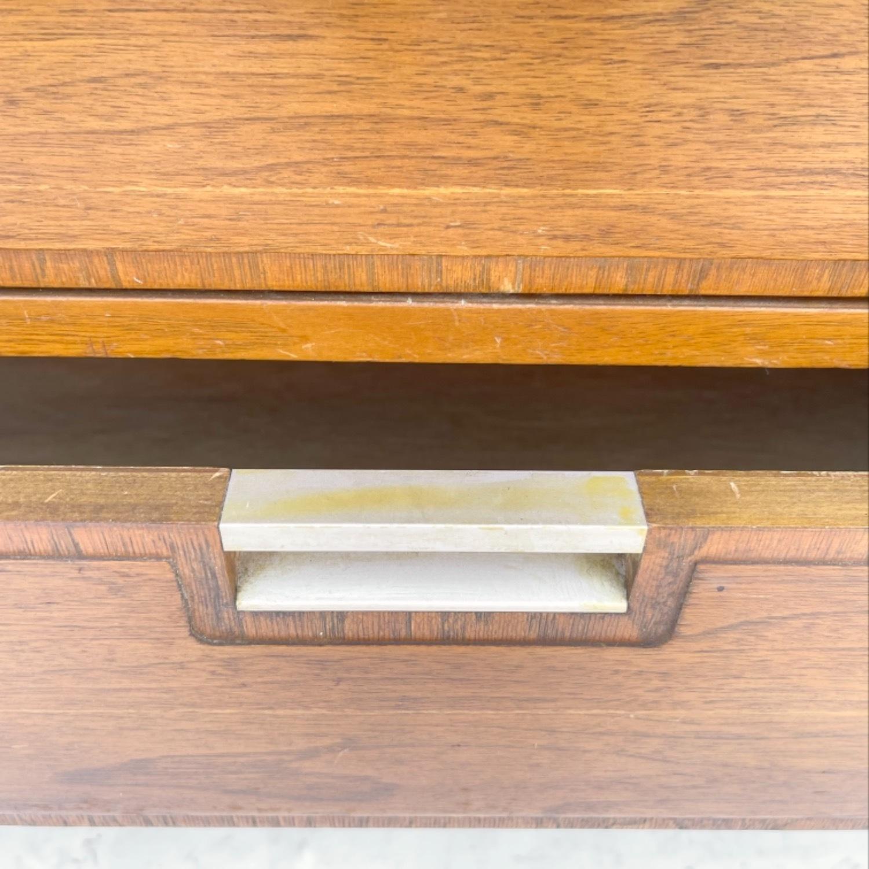Mid-Century Modern Highboy Dresser by Basic Witz - image-27