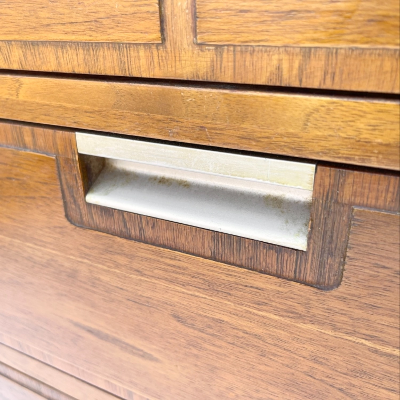 Mid-Century Modern Highboy Dresser by Basic Witz - image-18