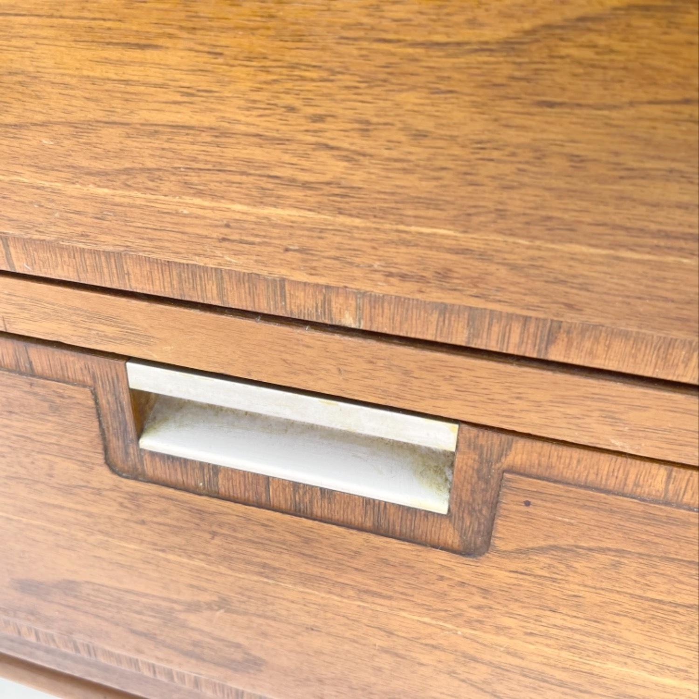 Mid-Century Modern Highboy Dresser by Basic Witz - image-19