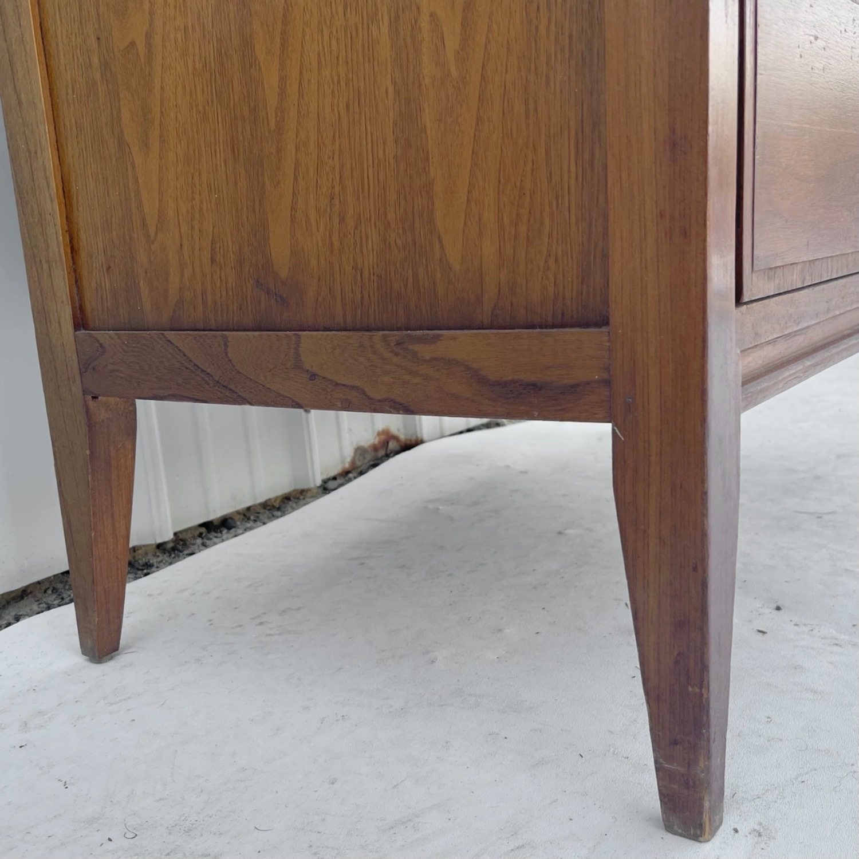 Mid-Century Modern Highboy Dresser by Basic Witz - image-15