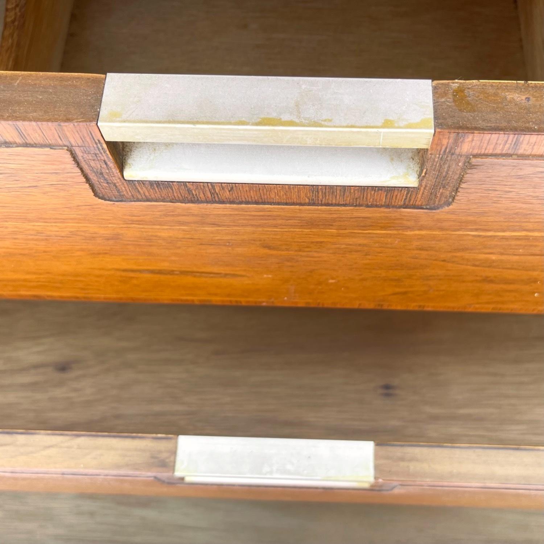 Mid-Century Modern Highboy Dresser by Basic Witz - image-24