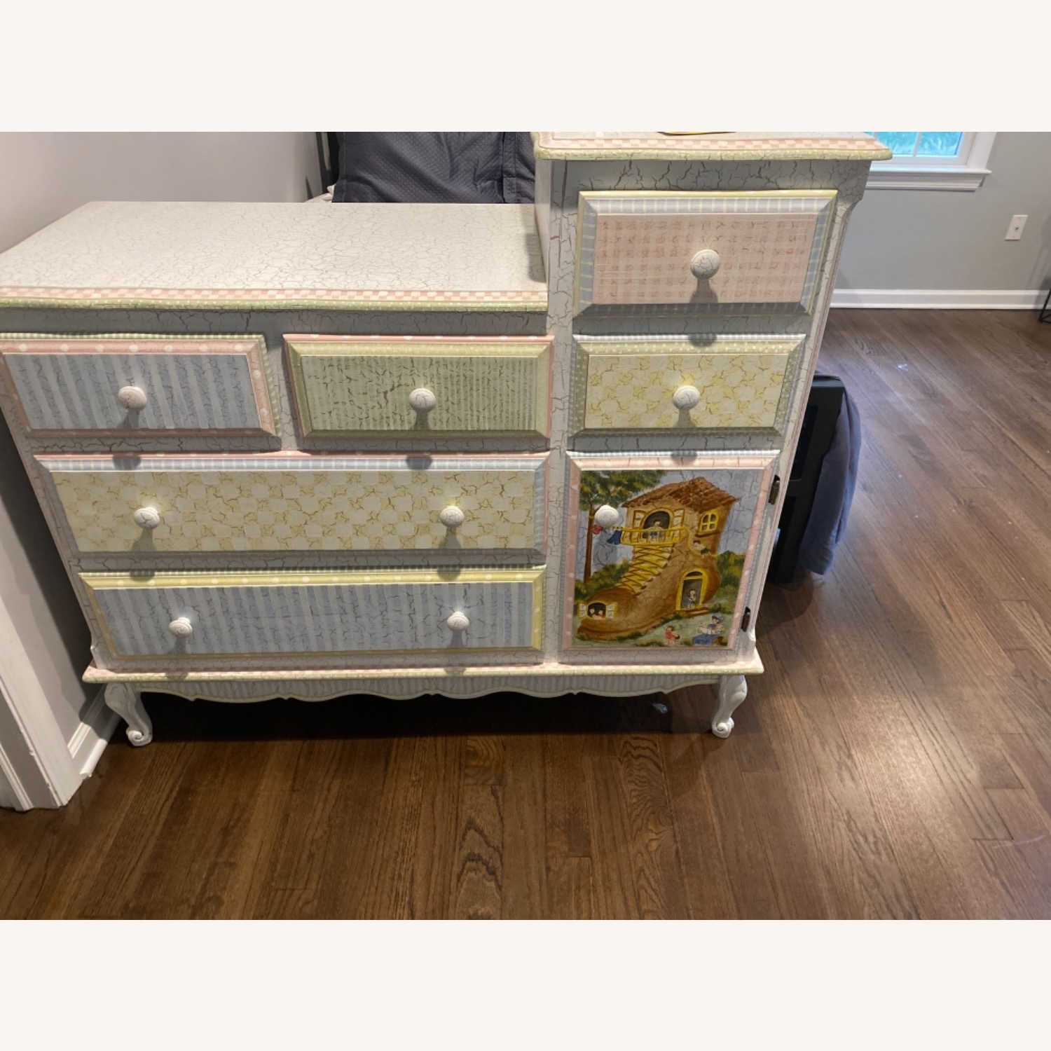 Kids Dresser with Removable Changing Top - image-10