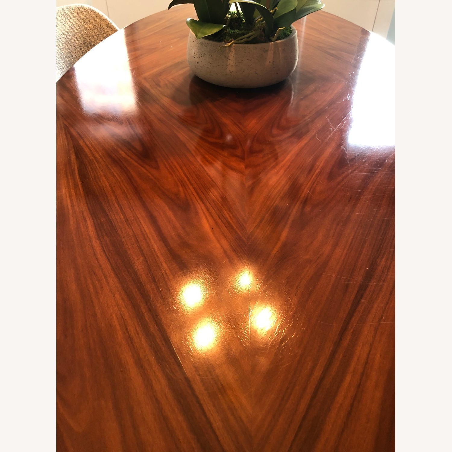 Julian Chichester Wood Dining Table - image-4