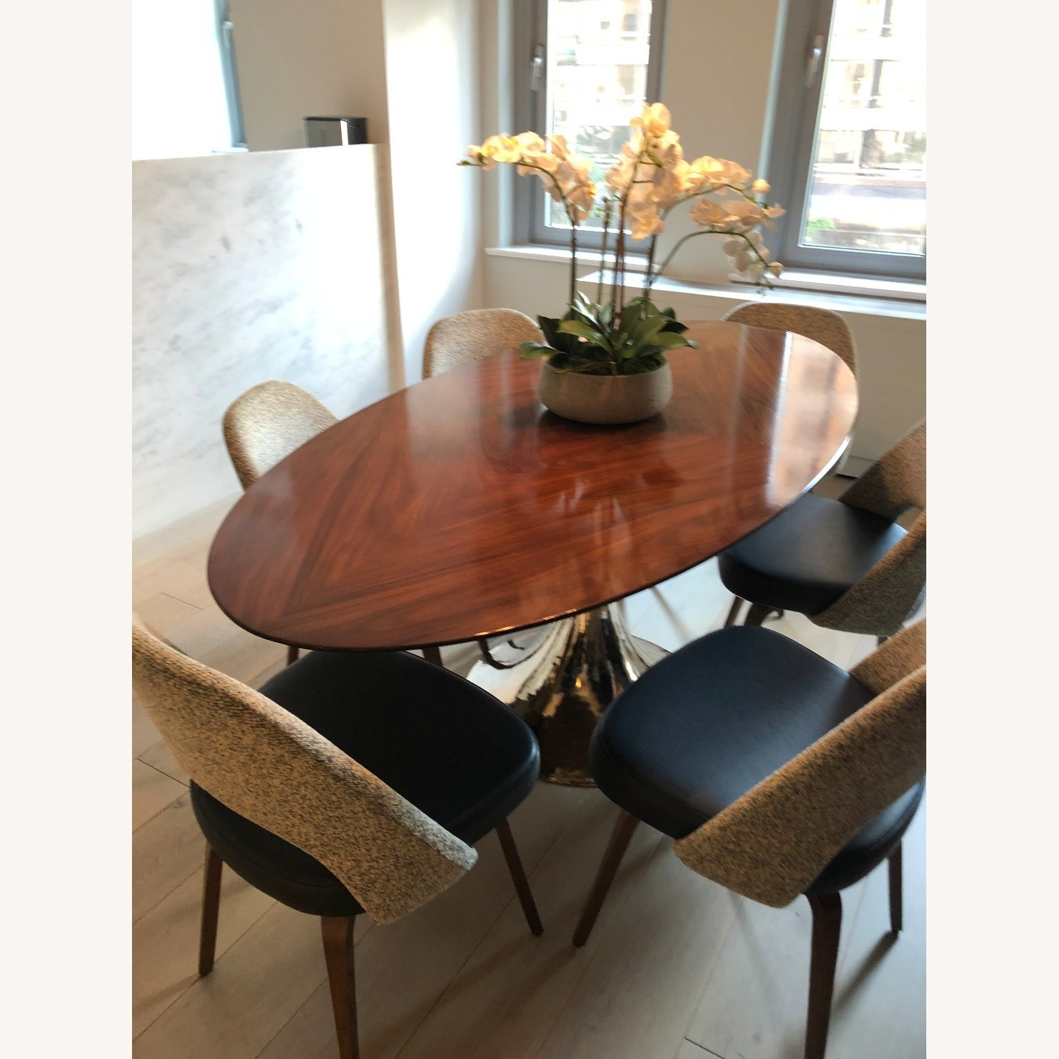 Julian Chichester Wood Dining Table - image-1