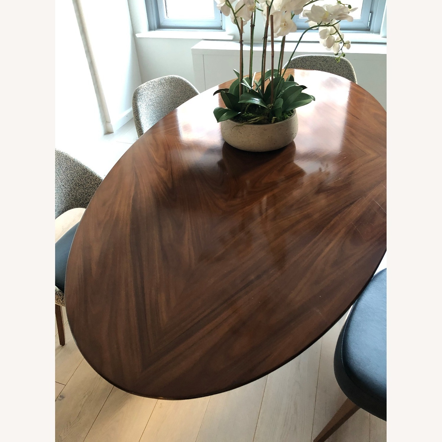 Julian Chichester Wood Dining Table - image-3
