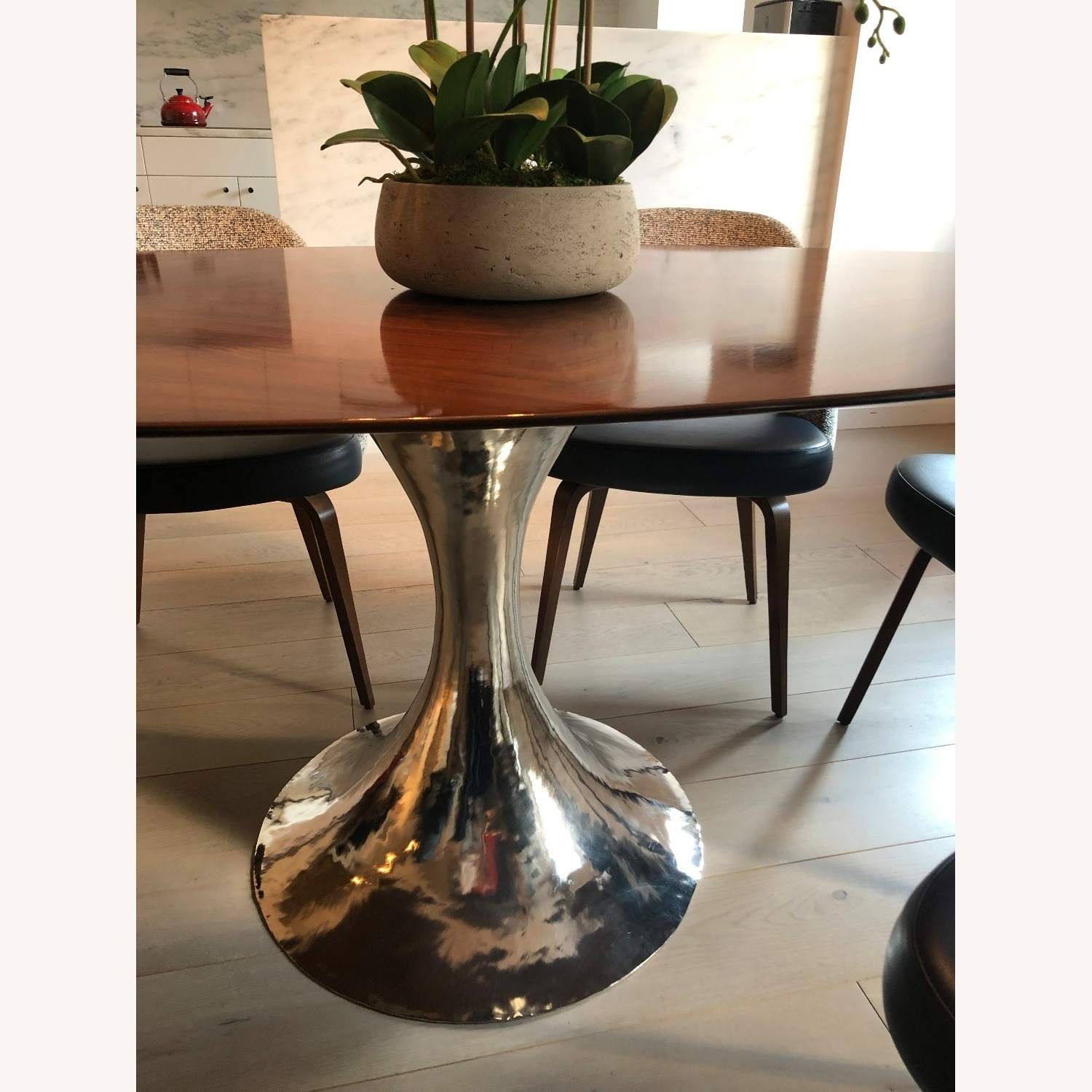 Julian Chichester Wood Dining Table - image-2