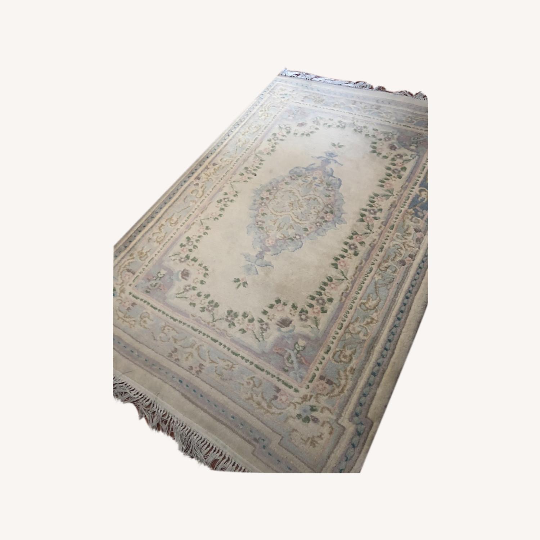 Safavieh All Wool Persian Area Rug - image-0