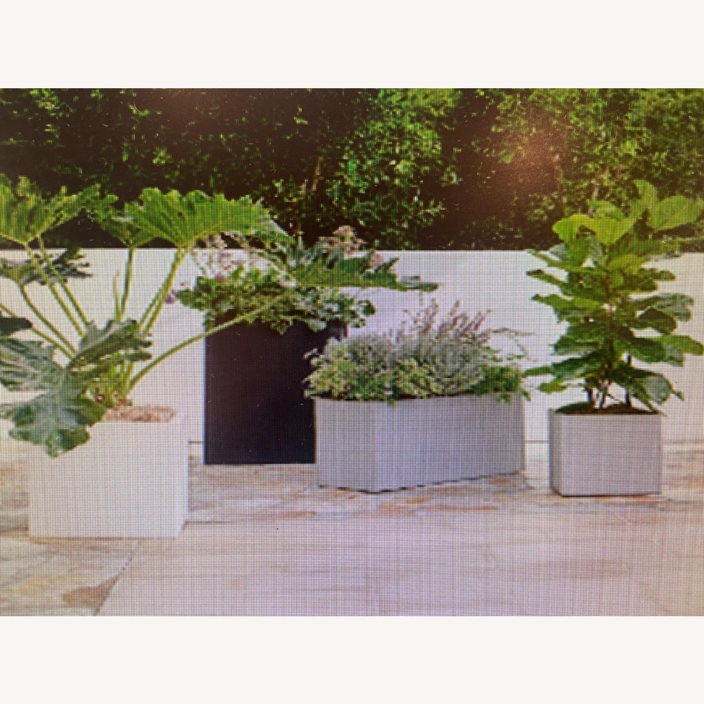 West Elm Cityscape Indoor/Outdoor Planter - image-2