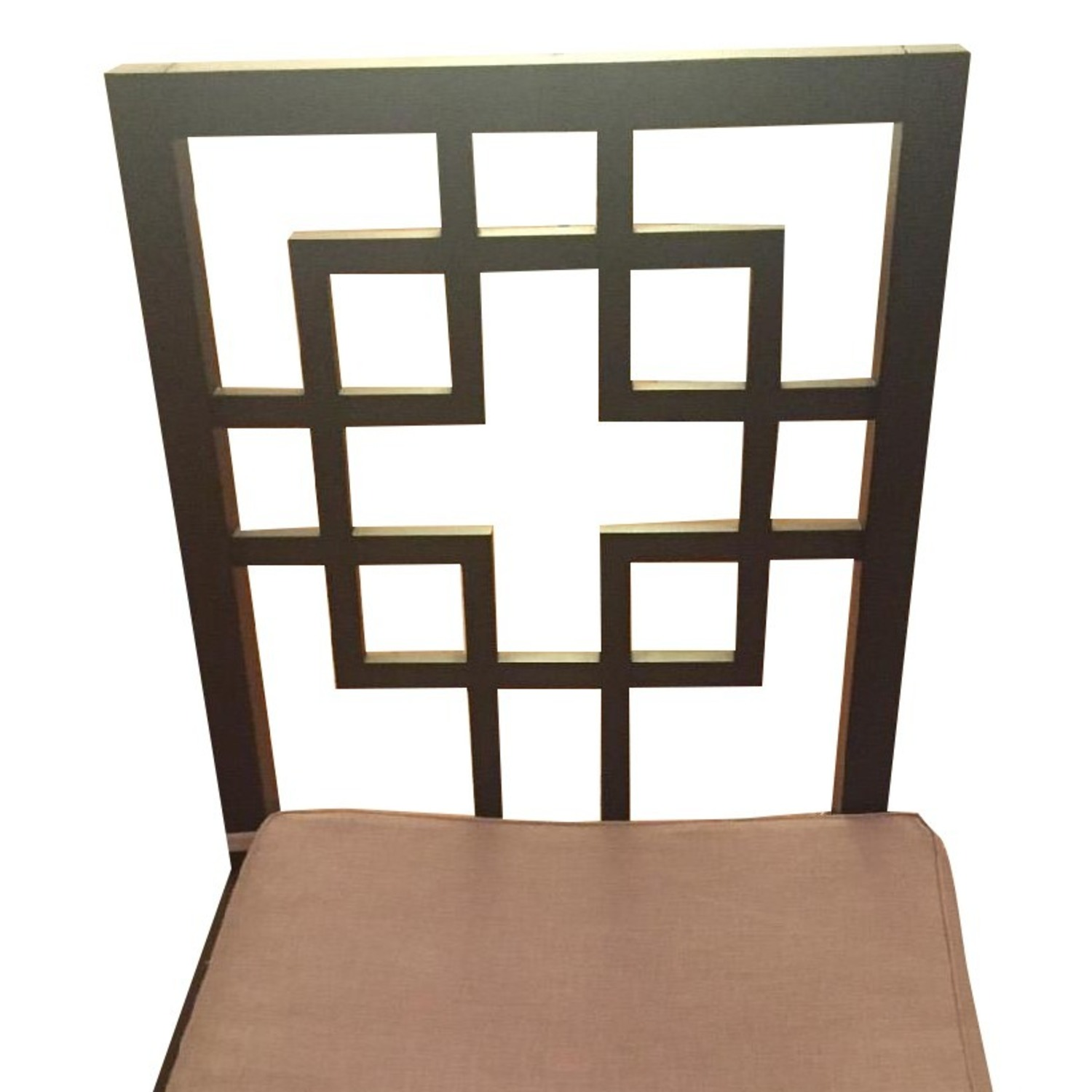 West Elm Dining Table w/ 4 Chairs - image-7