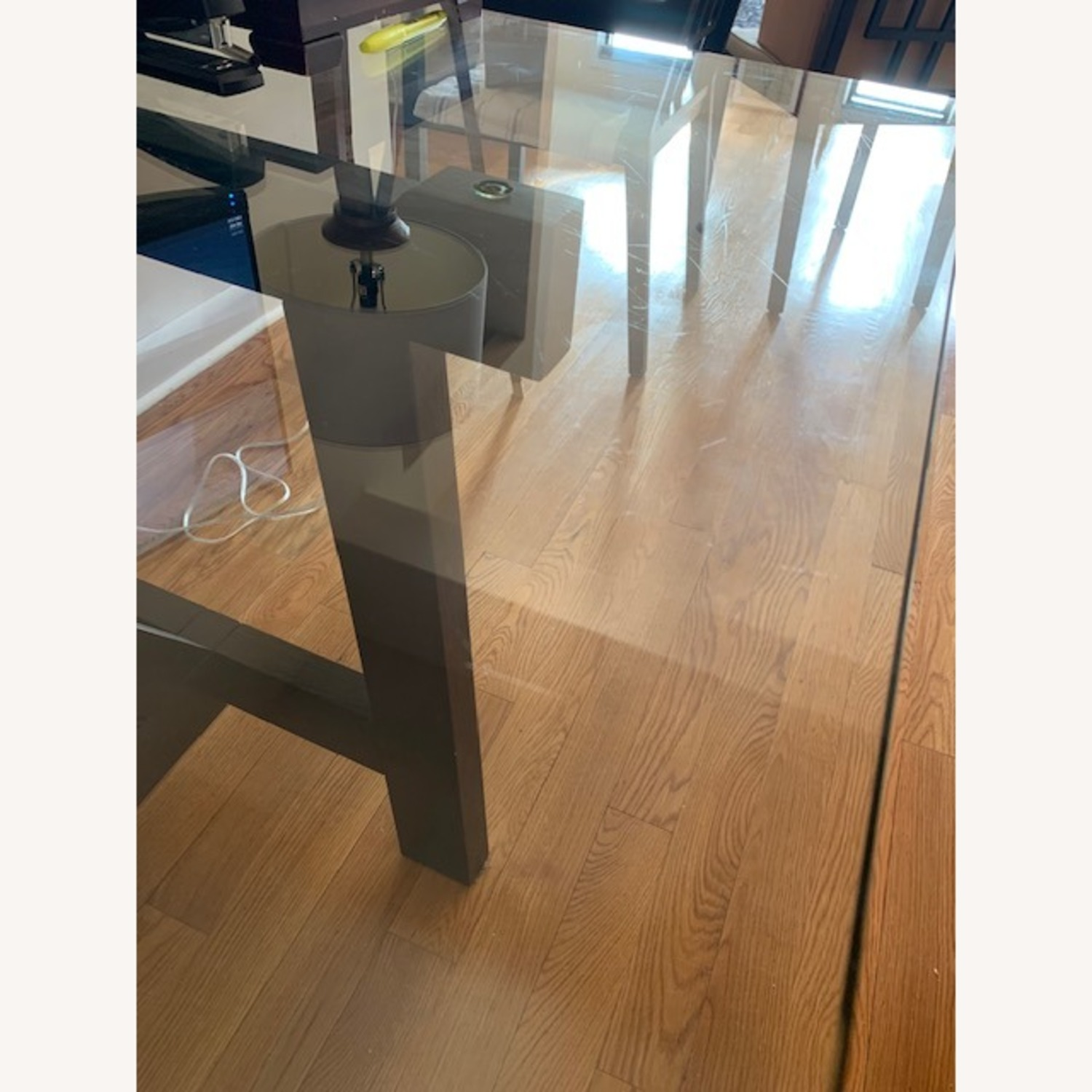 West Elm Dining Table w/ 4 Chairs - image-15