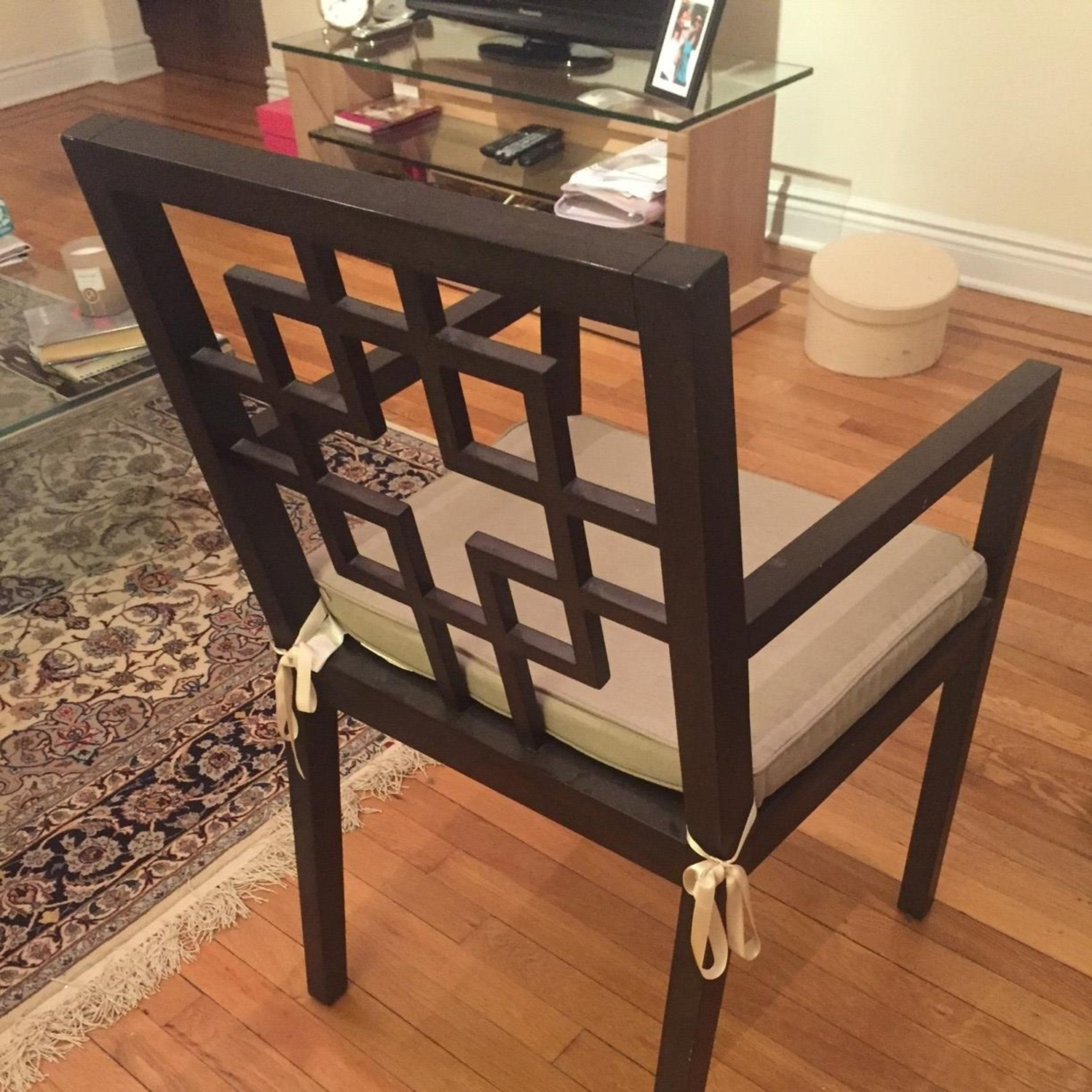 West Elm Dining Table w/ 4 Chairs - image-3