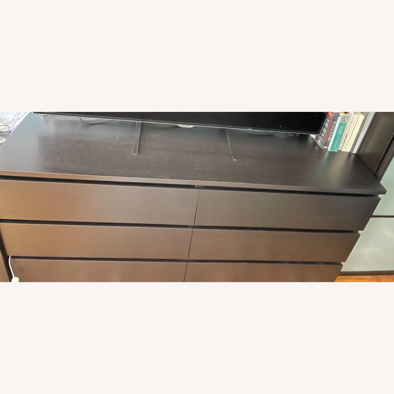 IKEA 6 Drawer Dresser - image-3