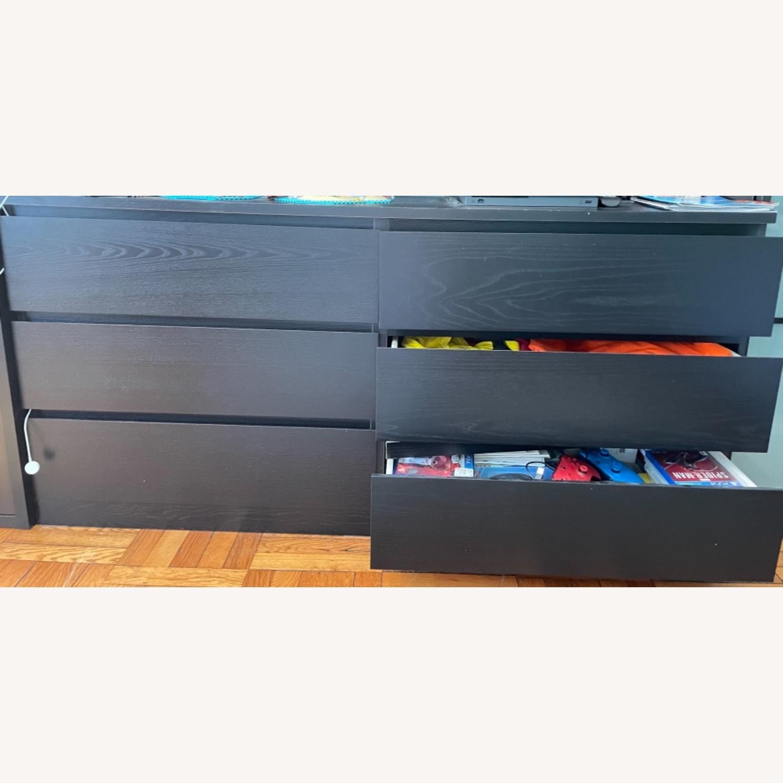 IKEA 6 Drawer Dresser - image-2