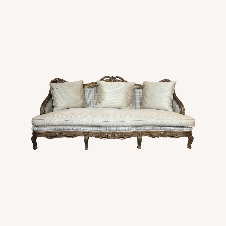 Vintage Custom Sofa - image-0