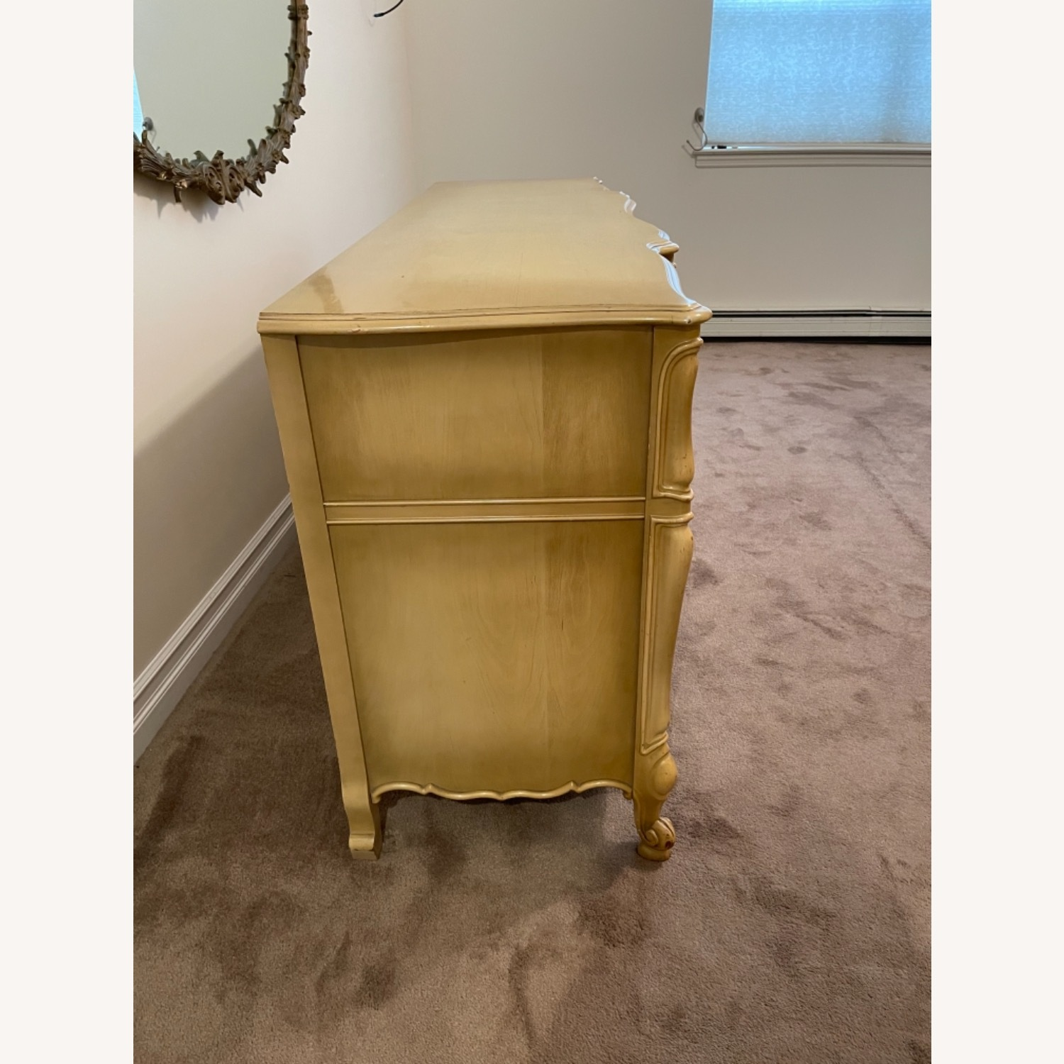 Mid Century French Provencial Dresser - image-3