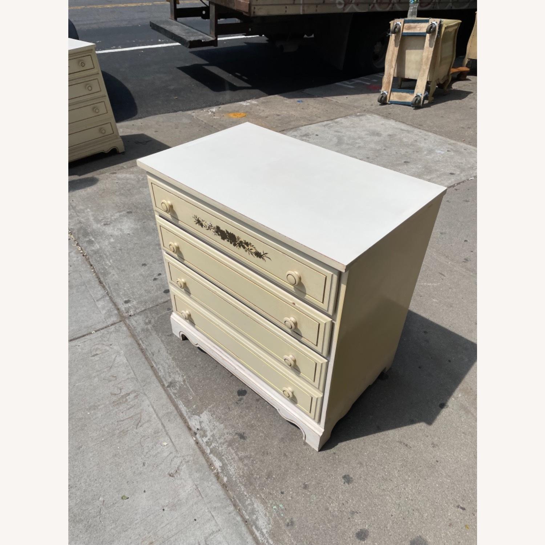 Dixie Early Mid Century 1940s Dresser - image-3