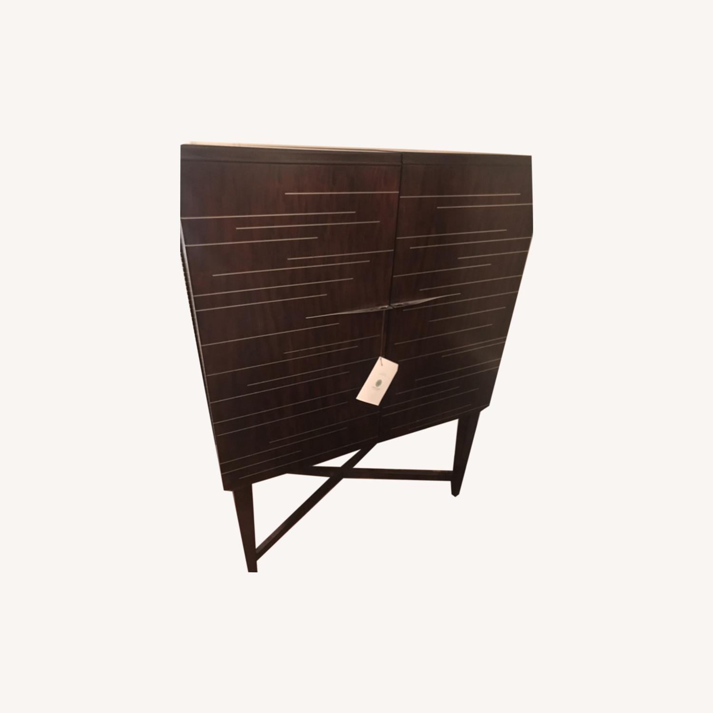 Bernhardt Bar Cabinet - image-0