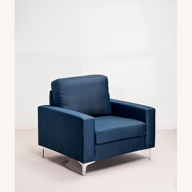 Modway Zapata Lounge Chair BLUE - image-5