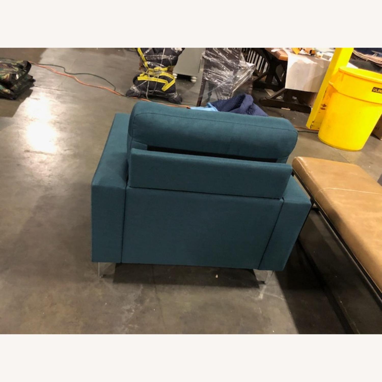 Modway Zapata Lounge Chair BLUE - image-2