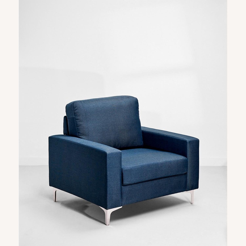 Modway Zapata Lounge Chair BLUE - image-3