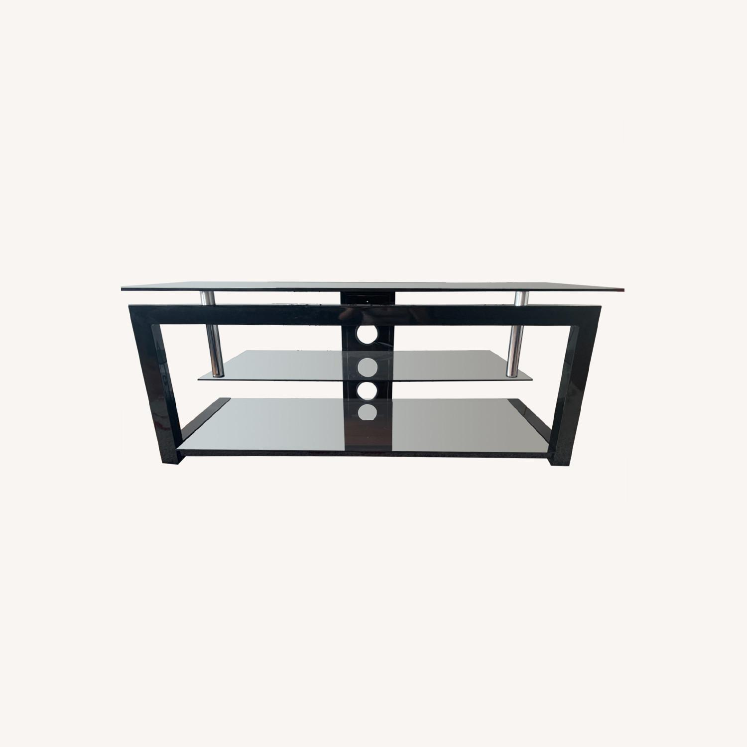 3 Level Glass TV stand - image-0