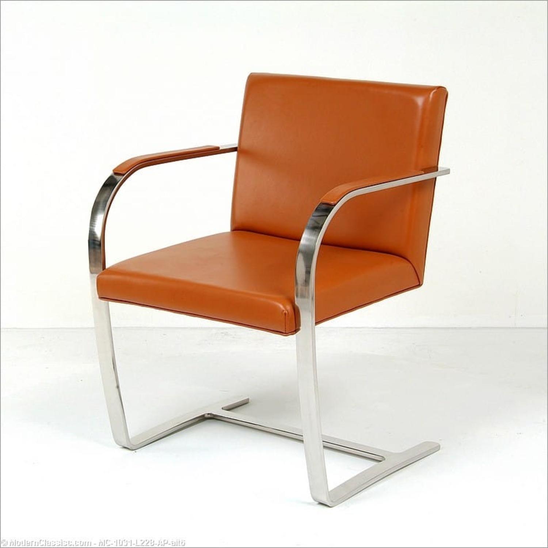 Brno Chair Tubular: Ludwig Mies van der Rohe - image-3